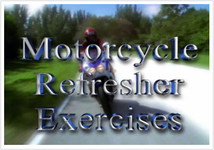 Motorcycle Refresher Video